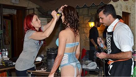Kelly Belmonte Makeup Artist